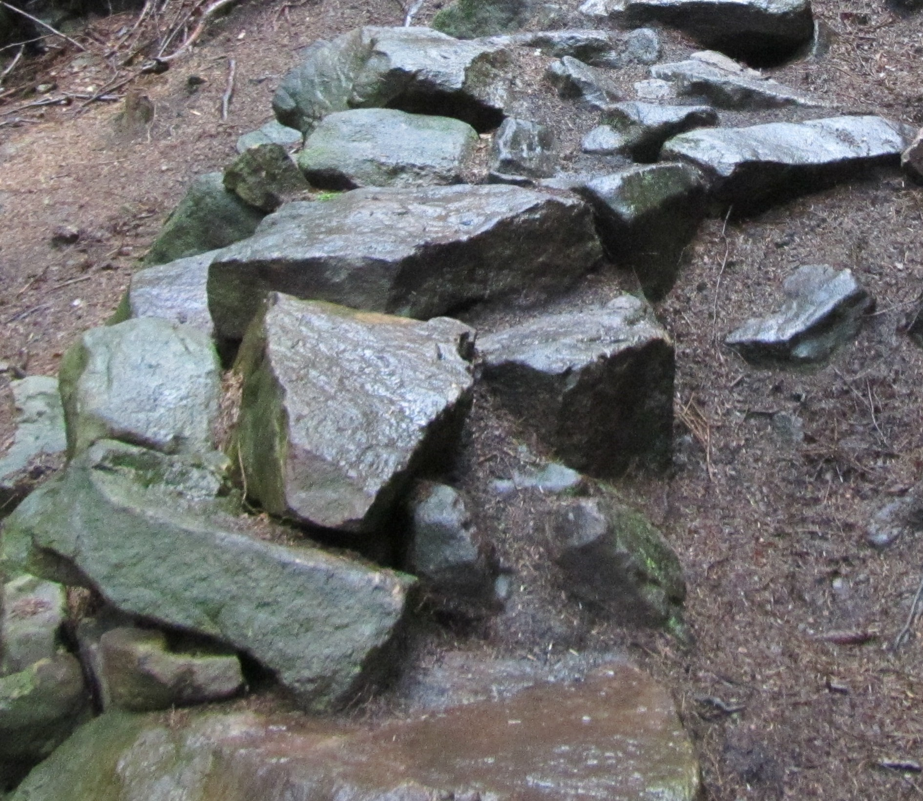 The Rocks of Stainburn