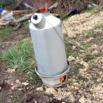 Ghille Kettle in action