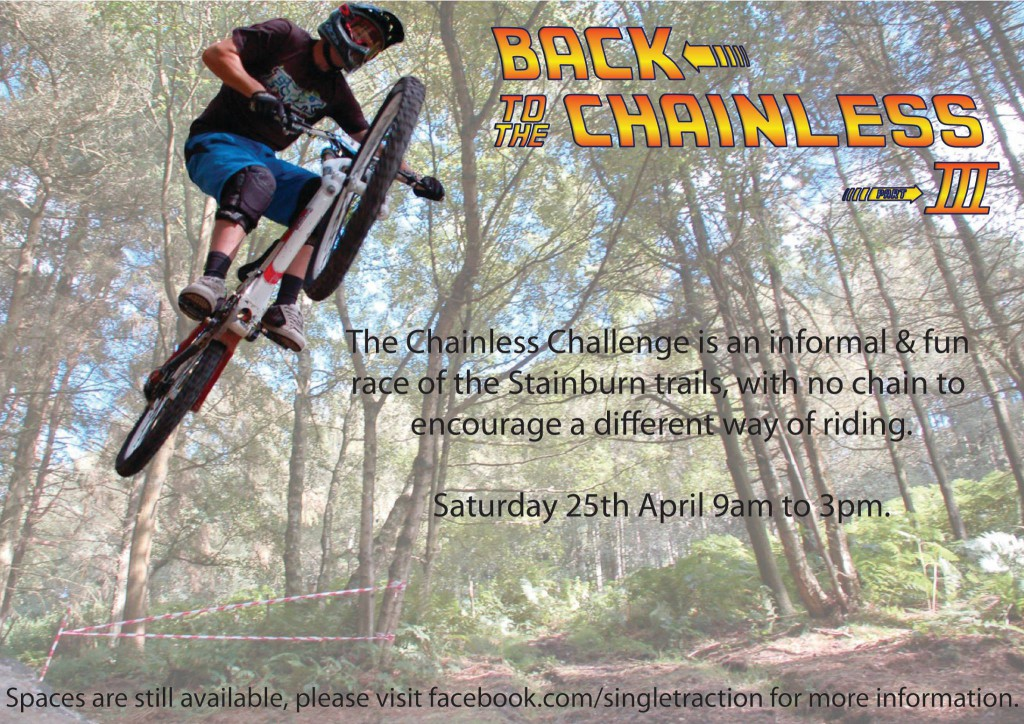Chainless